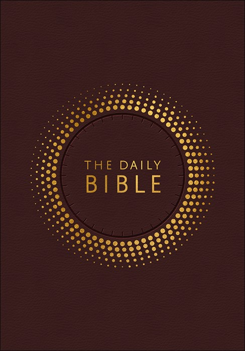 Daily Bible, The (Milano Softone) (Leather Binding)