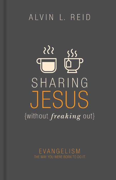 Sharing Jesus Without Freaking Out (Hard Cover)