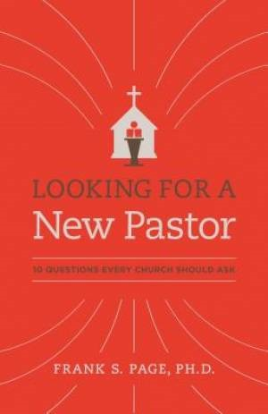 Looking for a New Pastor (Paper Back)