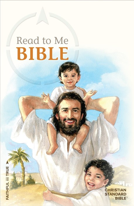 CSB Read To Me Bible (Hard Cover)