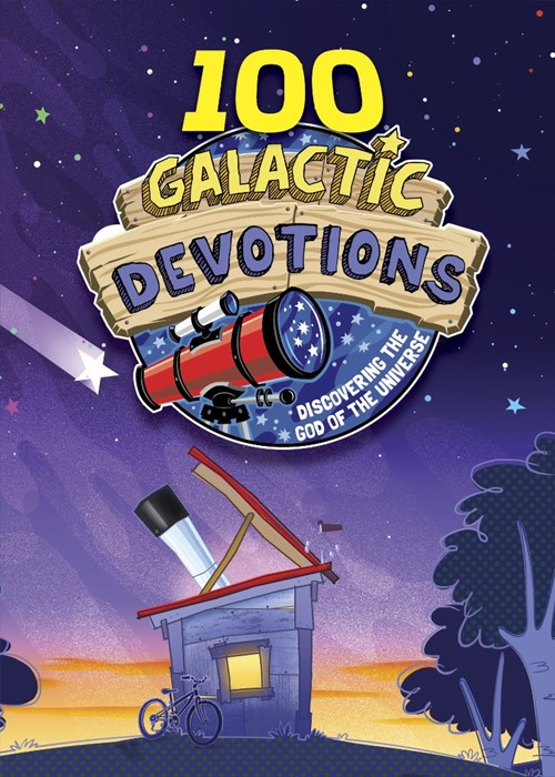 100 Galactic Devotions (Paper Back)