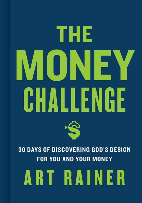 The Money Challenge (Hard Cover)