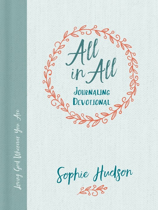 All In All Journaling Devotional (Hard Cover)