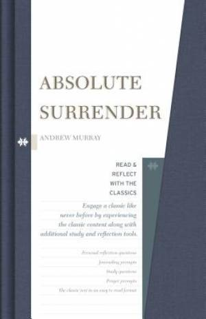 Absolute Surrender (Hard Cover)