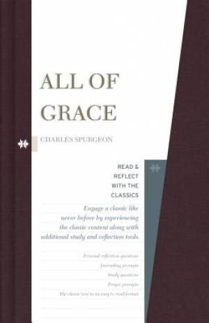 All Of Grace (Hard Cover)