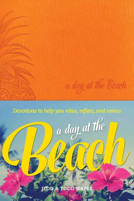 A Day At The Beach (Leather Binding)