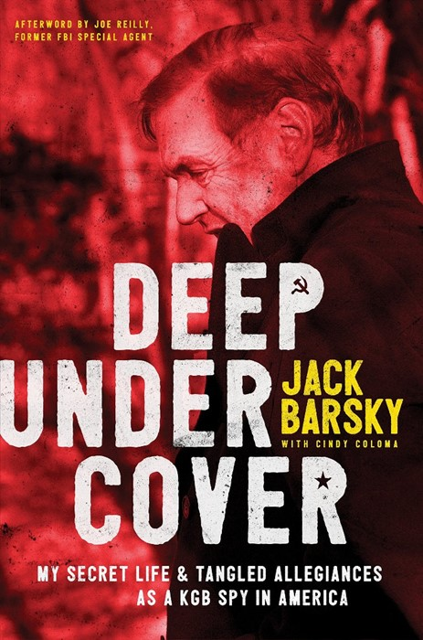Deep Undercover (Hard Cover)