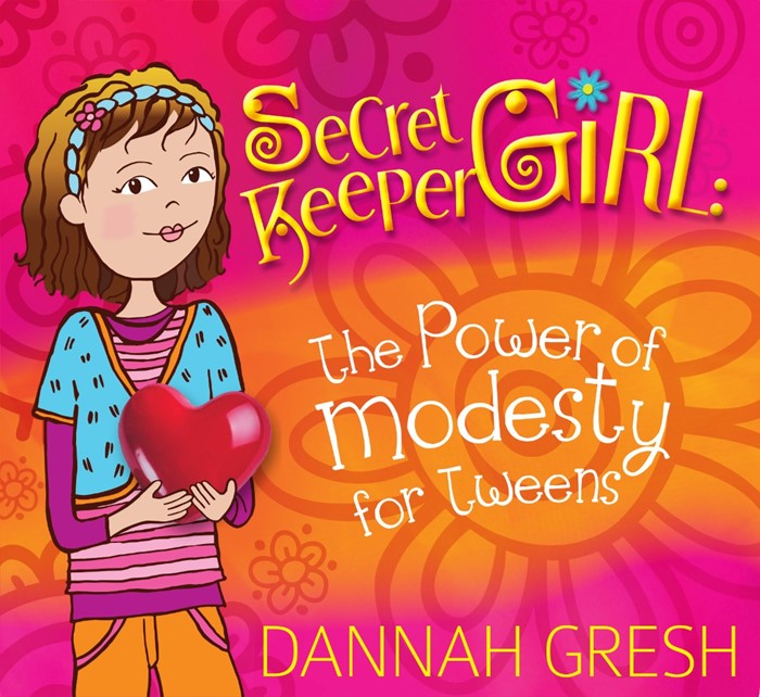 Secret Keeper Girl (Paperback)