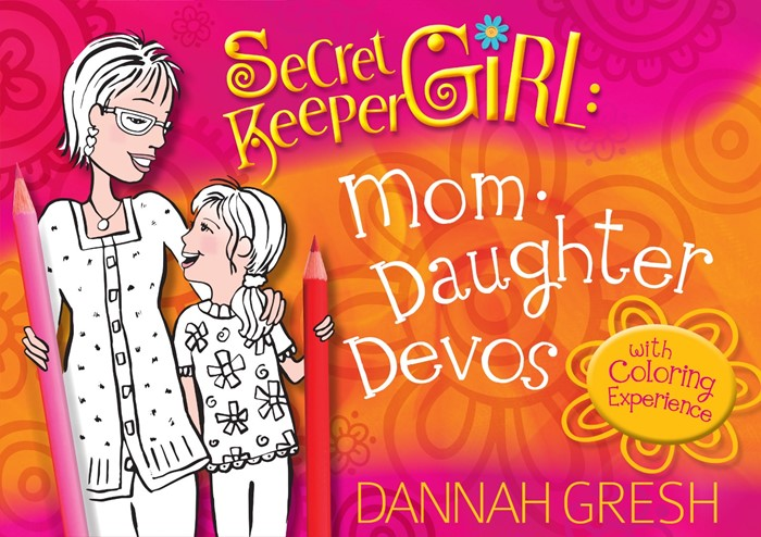 Secret Keeper Girl - Mother-Daughter Devos (Paperback)