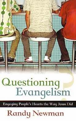 Questioning Evangelism (Paperback)