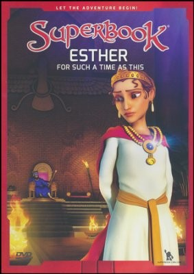 Esther for Such a Time as This DVD (DVD)