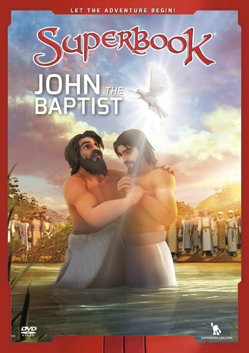 John the Baptist: DVD (DVD)