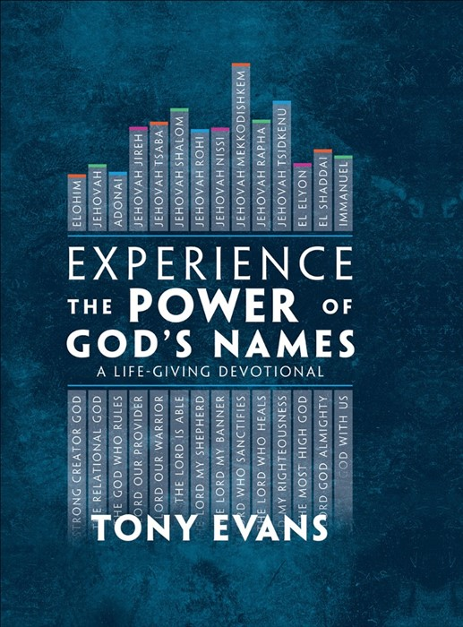 Experience the Power of God's Names (Hard Cover)