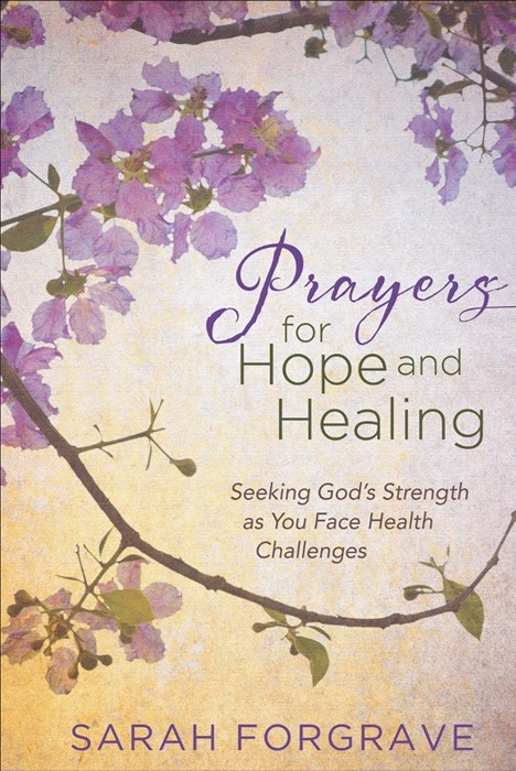 Prayers for Hope and Healing (Hard Cover)
