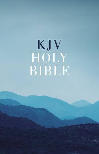 KJV: Value Outreach Bible, Mountains, PB (Paper Back)