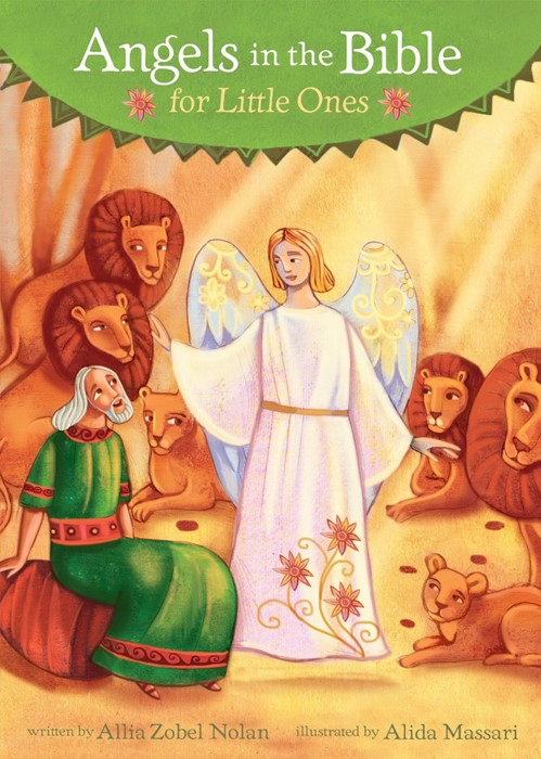 Angels In The Bible For Little Ones (Board Book)
