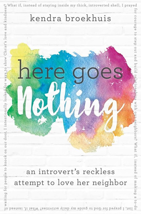 Here Goes Nothing (Paperback)