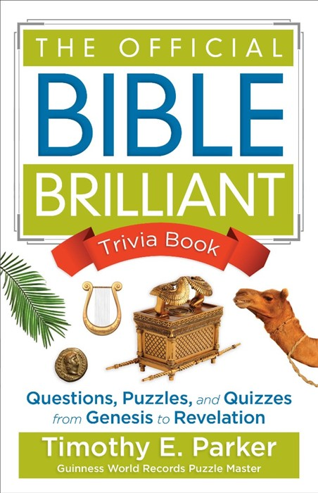 The Official Bible Brilliant Trivia Book (Paperback)
