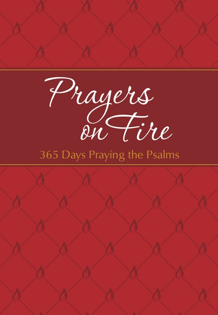 Prayers On Fire (Leather Binding)