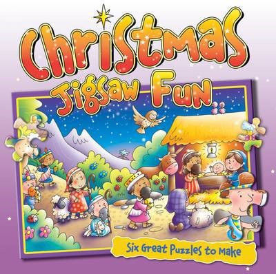 Christmas Jigsaw Fun (Game)