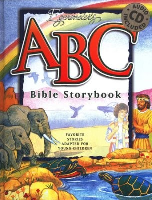 Egermeier's ABC Bible Storybook (Hard Cover)