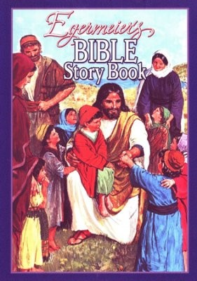 Egermeier's Bible Story Book (Hard Cover)