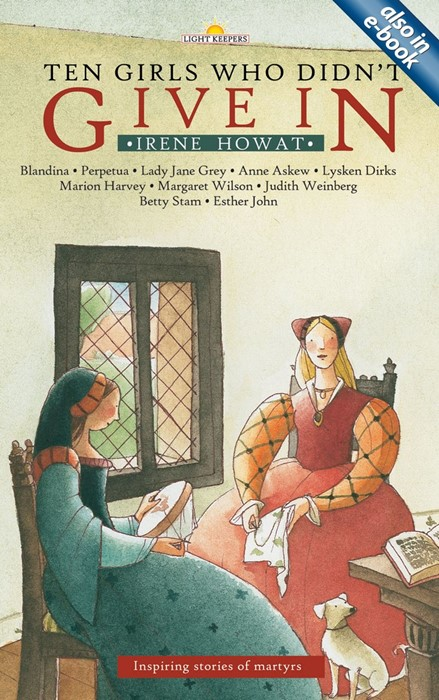 Ten Girls Who Didn't Give In (Paperback)