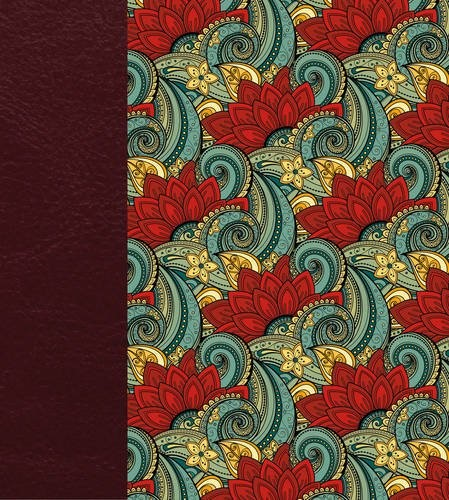 KJV Expressions Bible, Floral (Hard Cover)