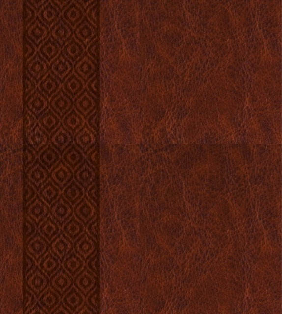 KJV: Expressions Bible, HB, Brown (Hard Cover)