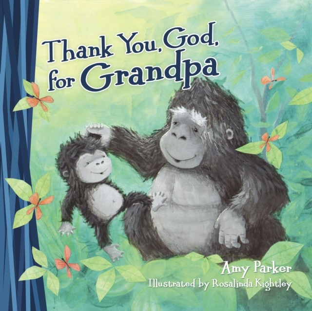 Thank You God For Grandpa (Hard Cover)