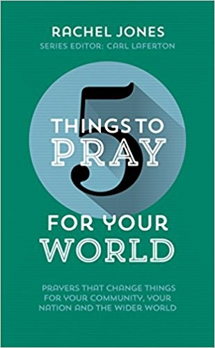 5 Things to Pray for Your World (Paperback)