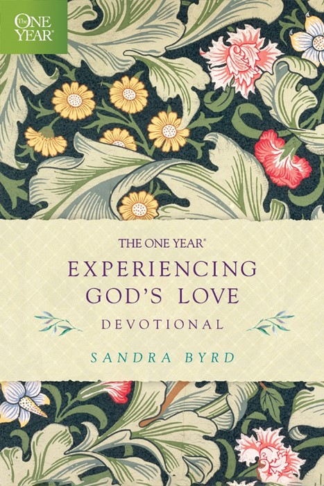 The One Year Experiencing God's Love Devotional (Paperback)