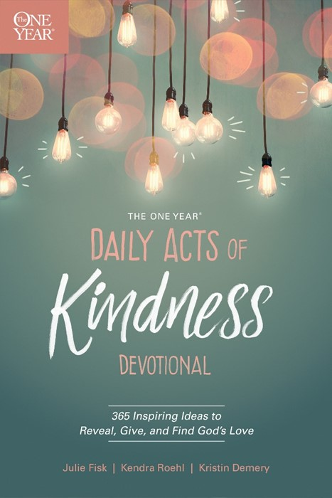 The One Year Daily Acts of Kindness Devotional (Paper Back)