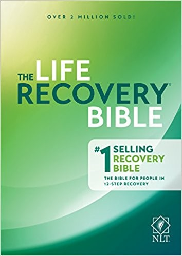 The Life Recovery Bible NLT (Hard Cover)