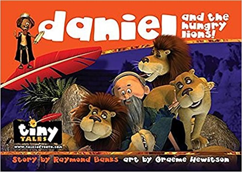 Daniel and The Hungry Lions (Paper Back)