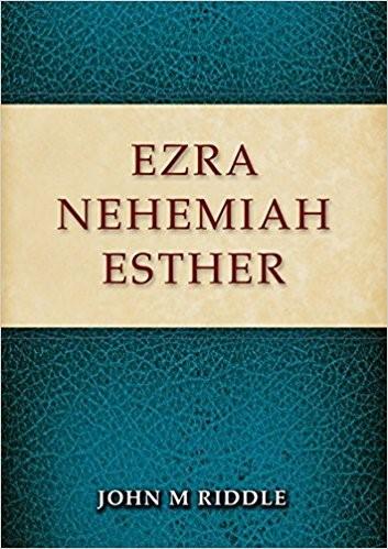 Ezra, Nehemiah, Esther (Paper Back)