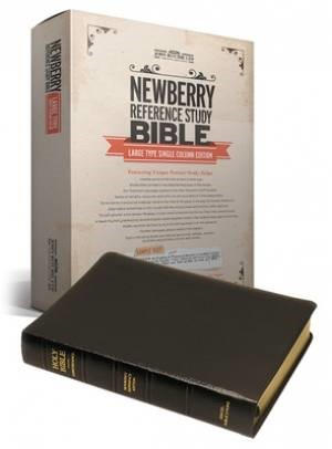Newberry Reference Study Bible (Paper Back)