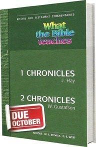 WTBT Vol 13 OT 1 and 2 Chronicles (Hard Cover)