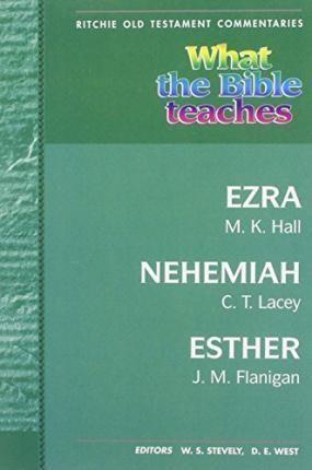 WTBT Vol 9 OT Ezra, Nehemiah, Esther (Paper Back)
