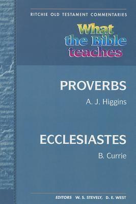 WTBT Vol 8 OT Proverbs, Ecclesiastes (Paper Back)