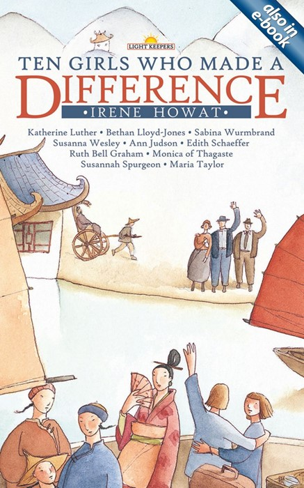 Ten Girls Who Made A Difference (Paper Back)