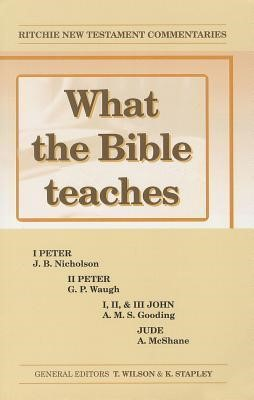 WTBT Vol 5 NT 1 & 2 Peter, 1,2,3 John, Jude (Paperback)