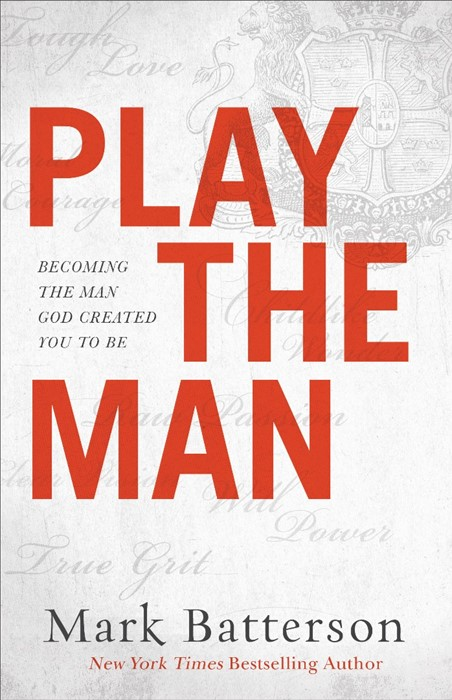 Play The Man (Hard Cover)