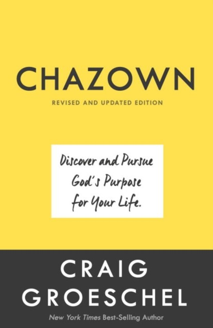 Chazown, Revised and Updated Edition (Hard Cover)