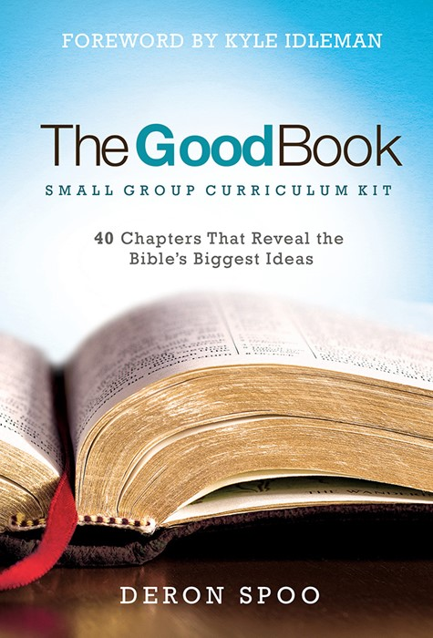 The Good Book Small Group Curriculum Kit (Paperback w/DVD)