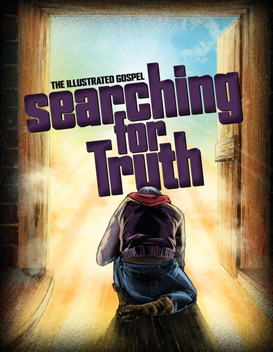 Searching For Truth (Paper Back)