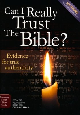 Can I Really Trust The Bible? (Paper Back)