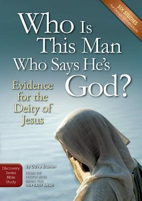 Who Is This Man Who Says He's God? (Paper Back)