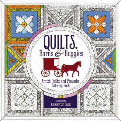 Quilts, Barns And Buggies (Paperback)