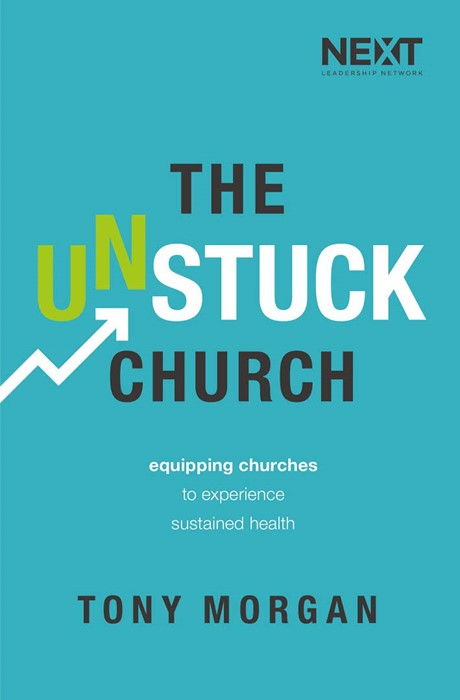The Unstuck Church (Paper Back)